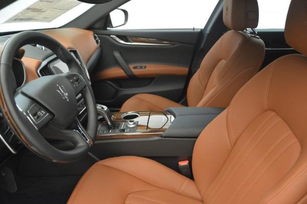 New 2019 Maserati Ghibli S Q4 for sale $59,900 at Aston Martin of Greenwich in Greenwich CT 06830 15