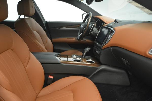 New 2019 Maserati Ghibli S Q4 for sale $59,900 at Aston Martin of Greenwich in Greenwich CT 06830 22