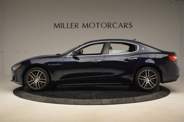 New 2019 Maserati Ghibli S Q4 for sale $59,900 at Aston Martin of Greenwich in Greenwich CT 06830 3