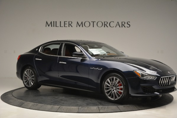 New 2019 Maserati Ghibli S Q4 for sale Sold at Aston Martin of Greenwich in Greenwich CT 06830 10
