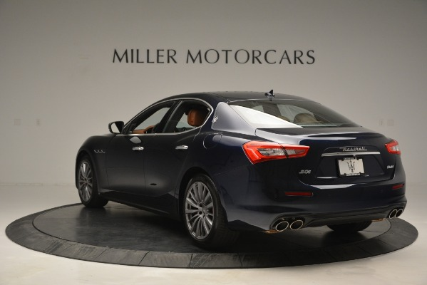 New 2019 Maserati Ghibli S Q4 for sale Sold at Aston Martin of Greenwich in Greenwich CT 06830 5