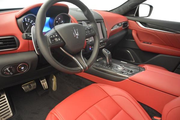 New 2019 Maserati Levante GTS for sale Sold at Aston Martin of Greenwich in Greenwich CT 06830 13