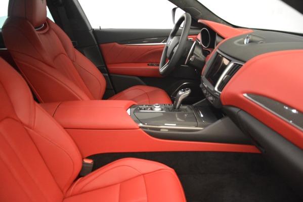 New 2019 Maserati Levante GTS for sale Sold at Aston Martin of Greenwich in Greenwich CT 06830 15