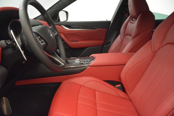 New 2019 Maserati Levante GTS for sale Sold at Aston Martin of Greenwich in Greenwich CT 06830 16