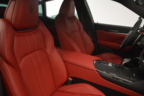 New 2019 Maserati Levante GTS for sale Sold at Aston Martin of Greenwich in Greenwich CT 06830 17