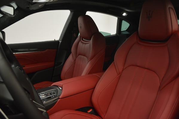 New 2019 Maserati Levante GTS for sale Sold at Aston Martin of Greenwich in Greenwich CT 06830 18
