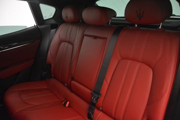 New 2019 Maserati Levante GTS for sale Sold at Aston Martin of Greenwich in Greenwich CT 06830 22