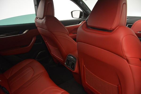 New 2019 Maserati Levante GTS for sale Sold at Aston Martin of Greenwich in Greenwich CT 06830 23