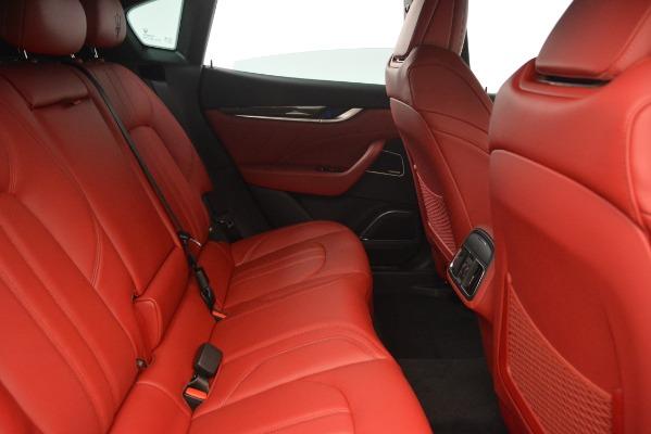 New 2019 Maserati Levante GTS for sale Sold at Aston Martin of Greenwich in Greenwich CT 06830 24