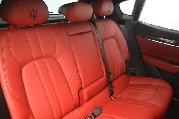 New 2019 Maserati Levante GTS for sale Sold at Aston Martin of Greenwich in Greenwich CT 06830 25