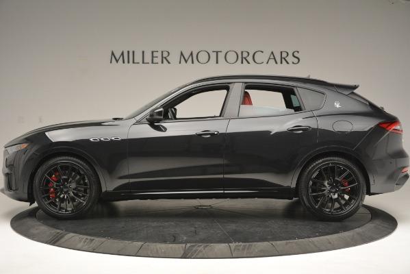 New 2019 Maserati Levante GTS for sale Sold at Aston Martin of Greenwich in Greenwich CT 06830 3