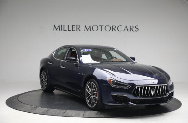 New 2019 Maserati Ghibli S Q4 GranLusso for sale Sold at Aston Martin of Greenwich in Greenwich CT 06830 11