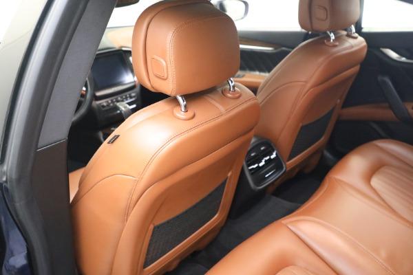New 2019 Maserati Ghibli S Q4 GranLusso for sale Sold at Aston Martin of Greenwich in Greenwich CT 06830 17