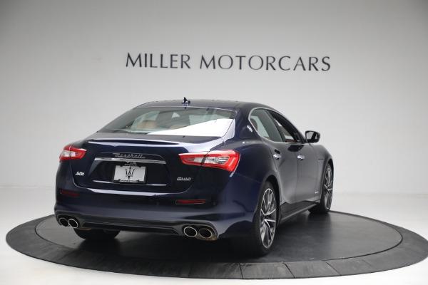New 2019 Maserati Ghibli S Q4 GranLusso for sale Sold at Aston Martin of Greenwich in Greenwich CT 06830 7