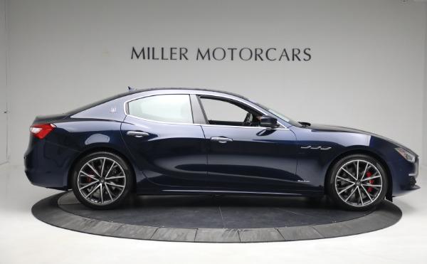 New 2019 Maserati Ghibli S Q4 GranLusso for sale Sold at Aston Martin of Greenwich in Greenwich CT 06830 9
