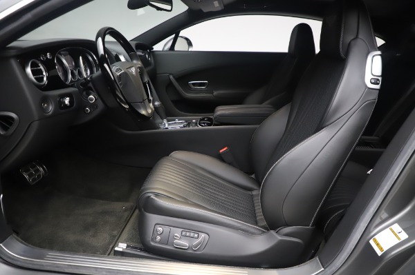 Used 2016 Bentley Continental GT W12 for sale Sold at Aston Martin of Greenwich in Greenwich CT 06830 14