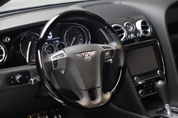 Used 2016 Bentley Continental GT W12 for sale Sold at Aston Martin of Greenwich in Greenwich CT 06830 22