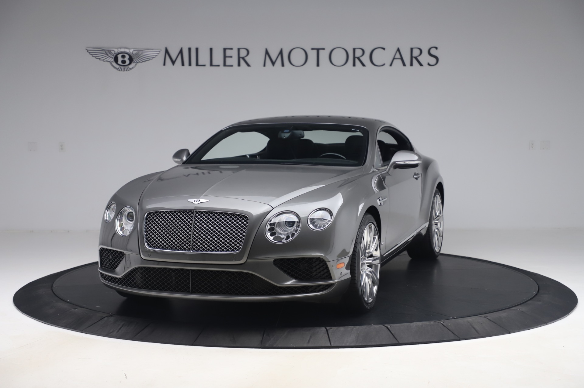 Used 2016 Bentley Continental GT W12 for sale Sold at Aston Martin of Greenwich in Greenwich CT 06830 1
