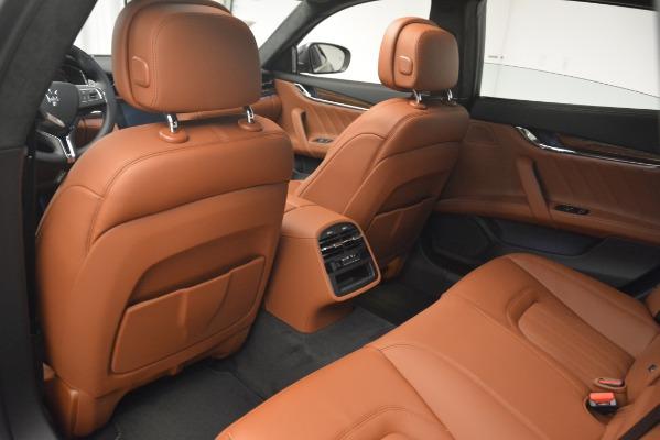 New 2019 Maserati Quattroporte S Q4 GranLusso for sale Sold at Aston Martin of Greenwich in Greenwich CT 06830 19