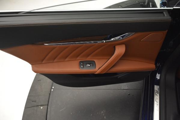New 2019 Maserati Quattroporte S Q4 GranLusso for sale Sold at Aston Martin of Greenwich in Greenwich CT 06830 20