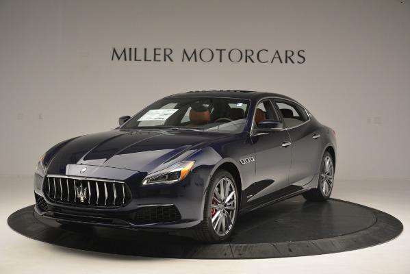 New 2019 Maserati Quattroporte S Q4 GranLusso for sale Sold at Aston Martin of Greenwich in Greenwich CT 06830 1
