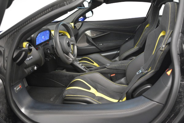 Used 2018 McLaren 720S Performance for sale Sold at Aston Martin of Greenwich in Greenwich CT 06830 18