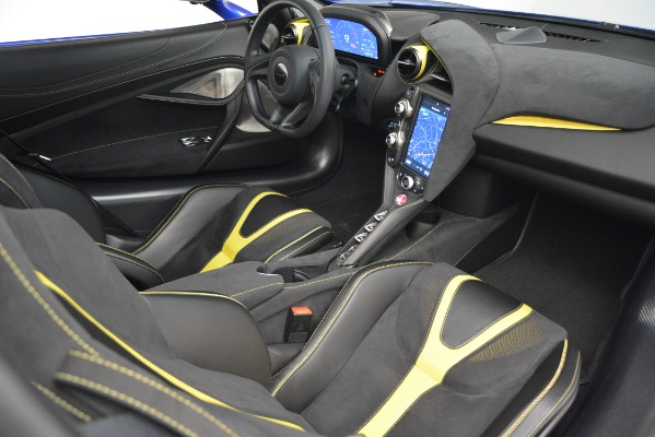 Used 2018 McLaren 720S Performance for sale Sold at Aston Martin of Greenwich in Greenwich CT 06830 20