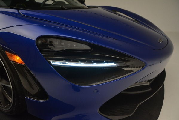 Used 2018 McLaren 720S Performance for sale Sold at Aston Martin of Greenwich in Greenwich CT 06830 24