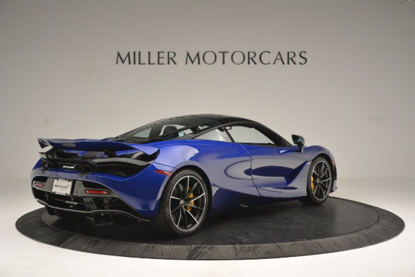 Used 2018 McLaren 720S Performance for sale Sold at Aston Martin of Greenwich in Greenwich CT 06830 7