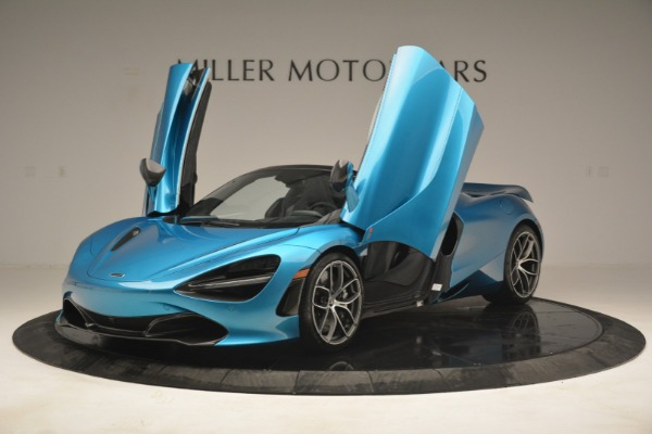 New 2019 McLaren 720S Spider for sale Sold at Aston Martin of Greenwich in Greenwich CT 06830 13