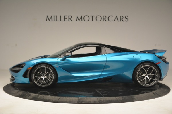 New 2019 McLaren 720S Spider for sale Sold at Aston Martin of Greenwich in Greenwich CT 06830 15