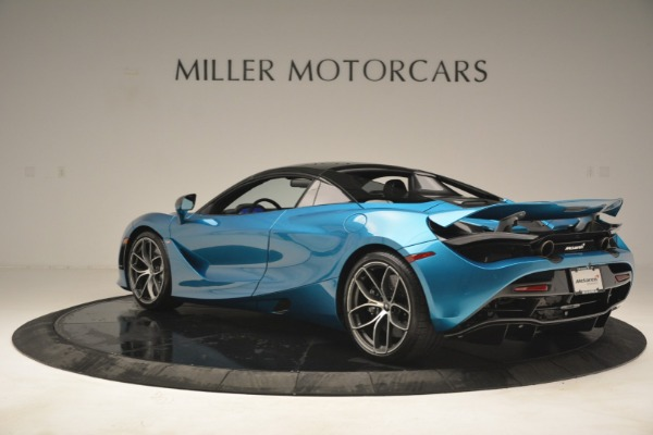 New 2019 McLaren 720S Spider for sale Sold at Aston Martin of Greenwich in Greenwich CT 06830 16