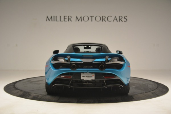 New 2019 McLaren 720S Spider for sale Sold at Aston Martin of Greenwich in Greenwich CT 06830 17
