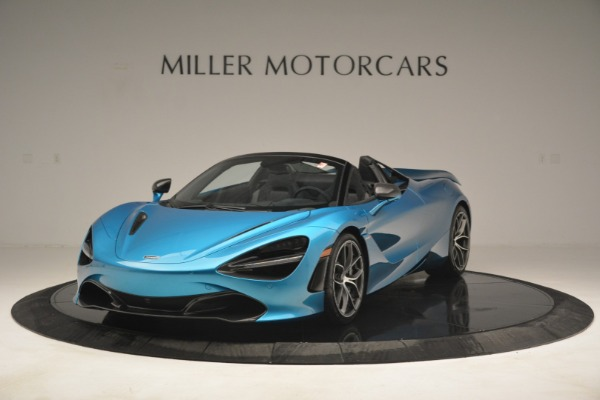 New 2019 McLaren 720S Spider for sale Sold at Aston Martin of Greenwich in Greenwich CT 06830 2