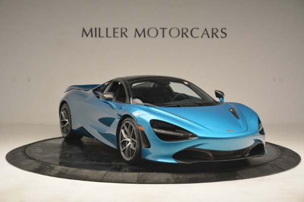 New 2019 McLaren 720S Spider for sale Sold at Aston Martin of Greenwich in Greenwich CT 06830 20