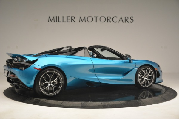 New 2019 McLaren 720S Spider for sale Sold at Aston Martin of Greenwich in Greenwich CT 06830 8