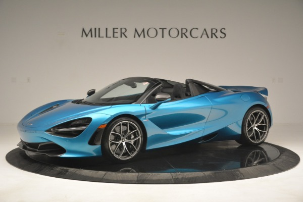 New 2019 McLaren 720S Spider for sale Sold at Aston Martin of Greenwich in Greenwich CT 06830 1