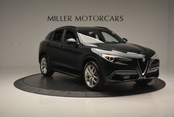 New 2019 Alfa Romeo Stelvio Sport Q4 for sale Sold at Aston Martin of Greenwich in Greenwich CT 06830 12