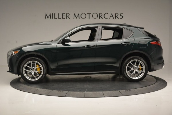 New 2019 Alfa Romeo Stelvio Sport Q4 for sale Sold at Aston Martin of Greenwich in Greenwich CT 06830 4