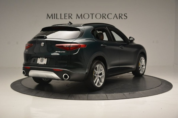 New 2019 Alfa Romeo Stelvio Sport Q4 for sale Sold at Aston Martin of Greenwich in Greenwich CT 06830 8