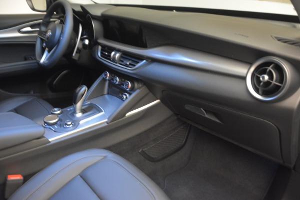Used 2019 Alfa Romeo Stelvio Sport Q4 for sale Sold at Aston Martin of Greenwich in Greenwich CT 06830 10