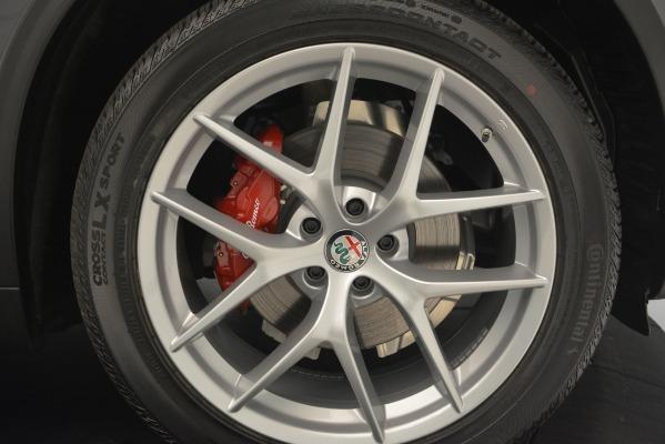 Used 2019 Alfa Romeo Stelvio Sport Q4 for sale Sold at Aston Martin of Greenwich in Greenwich CT 06830 14