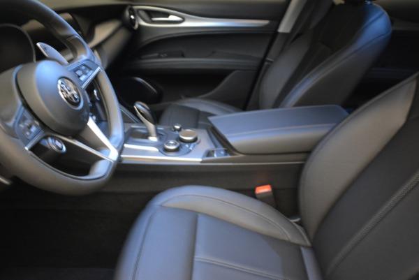 Used 2019 Alfa Romeo Stelvio Sport Q4 for sale Sold at Aston Martin of Greenwich in Greenwich CT 06830 3