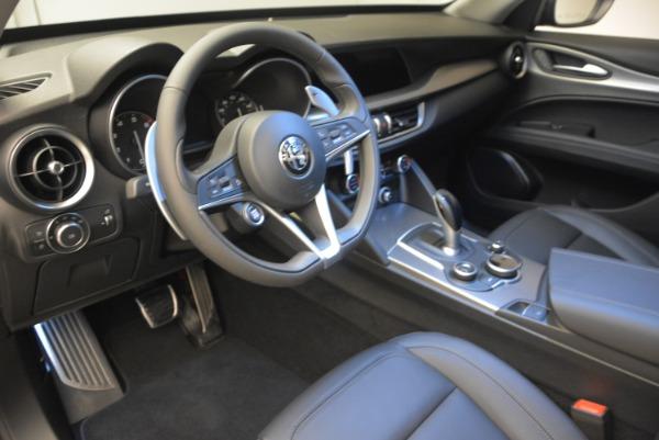 Used 2019 Alfa Romeo Stelvio Sport Q4 for sale Sold at Aston Martin of Greenwich in Greenwich CT 06830 4