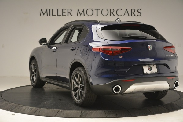New 2019 Alfa Romeo Stelvio Sport Q4 for sale Sold at Aston Martin of Greenwich in Greenwich CT 06830 5
