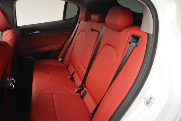 New 2019 Alfa Romeo Stelvio Q4 for sale Sold at Aston Martin of Greenwich in Greenwich CT 06830 16