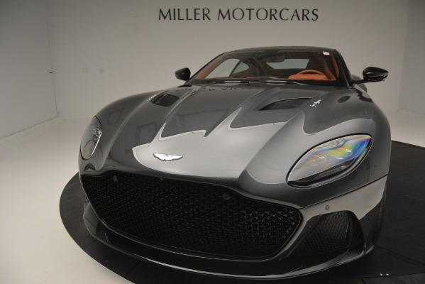 Used 2019 Aston Martin DBS Superleggera Coupe for sale $265,900 at Aston Martin of Greenwich in Greenwich CT 06830 15