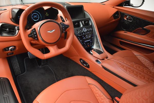 Used 2019 Aston Martin DBS Superleggera Coupe for sale $265,900 at Aston Martin of Greenwich in Greenwich CT 06830 19