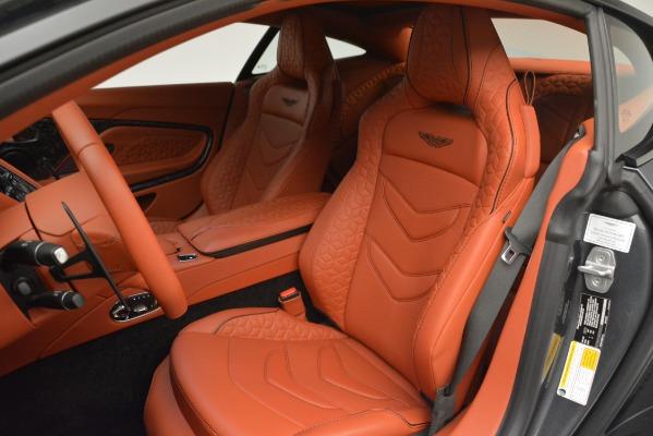 Used 2019 Aston Martin DBS Superleggera Coupe for sale $265,900 at Aston Martin of Greenwich in Greenwich CT 06830 21
