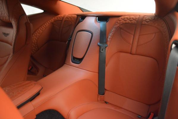 Used 2019 Aston Martin DBS Superleggera Coupe for sale $265,900 at Aston Martin of Greenwich in Greenwich CT 06830 22
